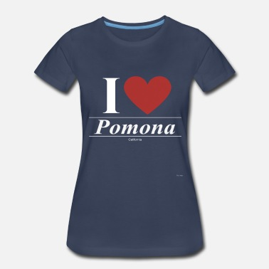 Pomona Pomona California CA Californian - Women's Premium T-Shirt