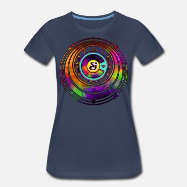 Funkadelic String Cheese Incident Colorado Love Sacred Funkad - Women's Premium T-Shirt
