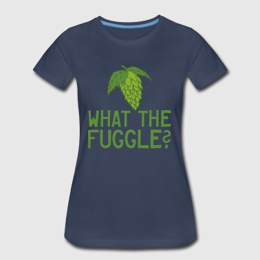 What the Fuggle? - Women's Premium T-Shirt