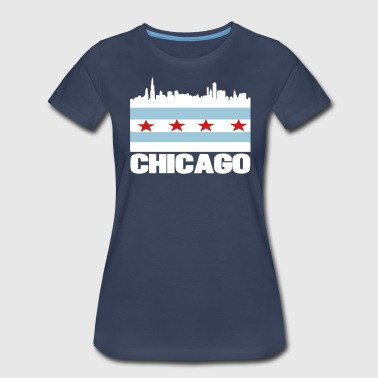City of Chicago - Women's Premium T-Shirt
