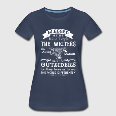 THE WRITERS - Women's Premium T-Shirt