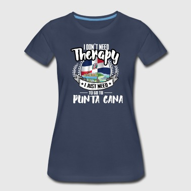 Punta Cana Travel Shirt - Women's Premium T-Shirt