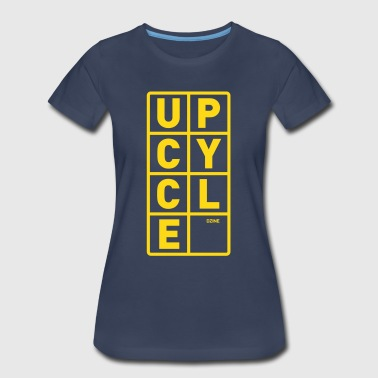 Upcycle Letterbox - Women's Premium T-Shirt