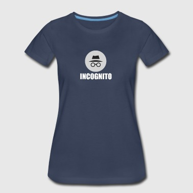 Incognito - Women's Premium T-Shirt