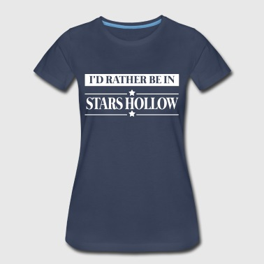 Stars Hollow - Women's Premium T-Shirt