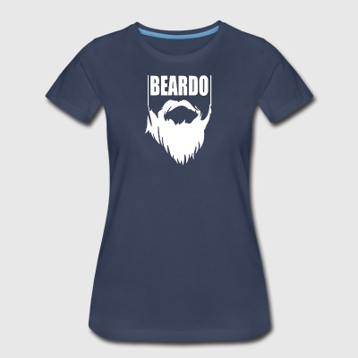 Beardo - Women's Premium T-Shirt