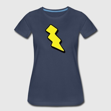 bolt - Women's Premium T-Shirt