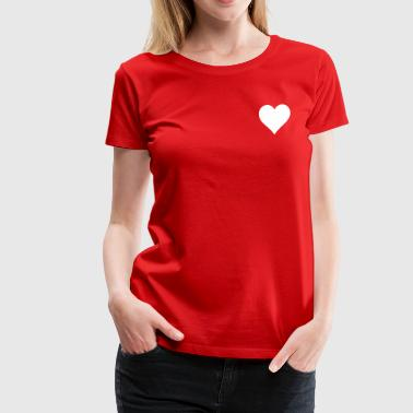 Big Heart - Women's Premium T-Shirt
