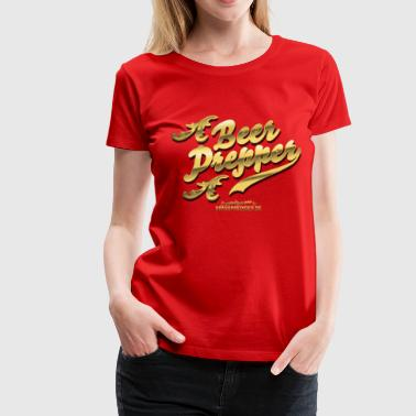 Gift idea: Beer shirt Beer Prepper - Women's Premium T-Shirt