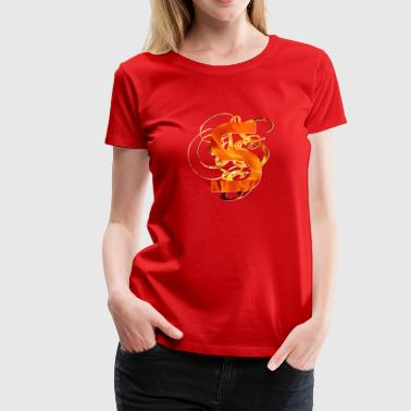 Fire Brand Branded S - Women's Premium T-Shirt