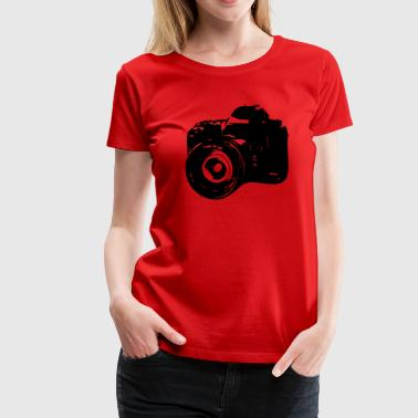 Digital Photo, Camera - Women's Premium T-Shirt