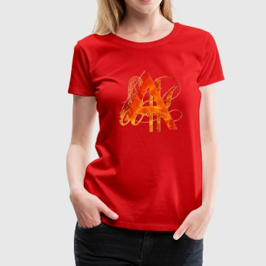 Fire Brand Branded A - Women's Premium T-Shirt