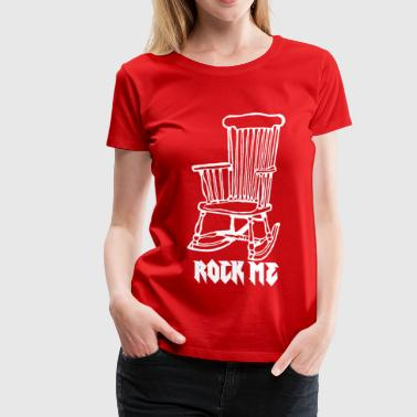 Rock Me [2] Persephone Productions - Women's Premium T-Shirt
