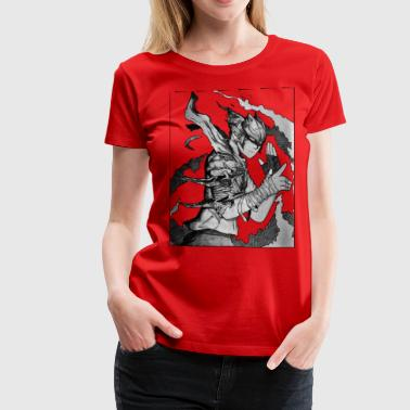 Guardia in Exile - Women's Premium T-Shirt