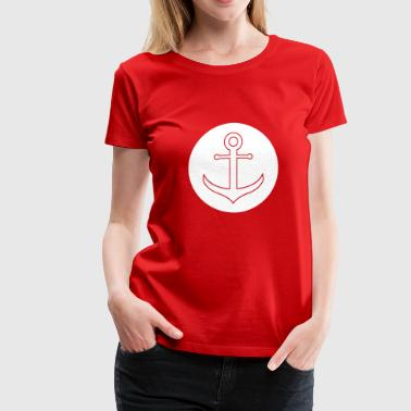 Sailor Boat Anchor Boating Boat Anchor - Women's Premium T-Shirt
