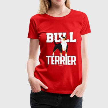 bullterrier - Women's Premium T-Shirt