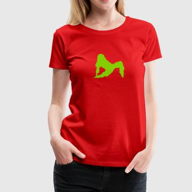 b girl - Women's Premium T-Shirt