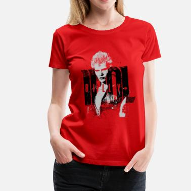 Idol Don't Stop Billy Idol Women's T-Shirts - Women's Premium T-Shirt
