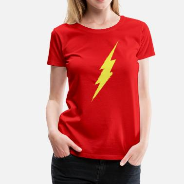 Flash Energy Flash Bazinga Energy - Women's Premium T-Shirt