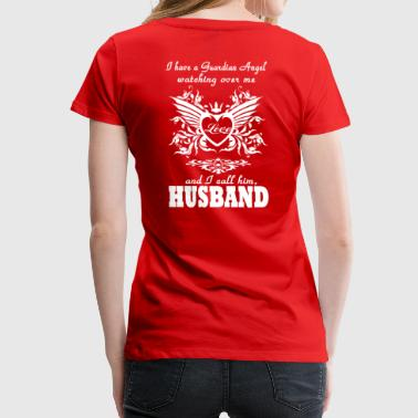 My Husband - Women's Premium T-Shirt
