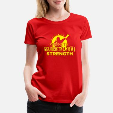 Strength Renewed Strength - Women's Premium T-Shirt