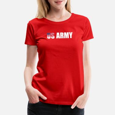 Army Kids US ARMY - Women's Premium T-Shirt