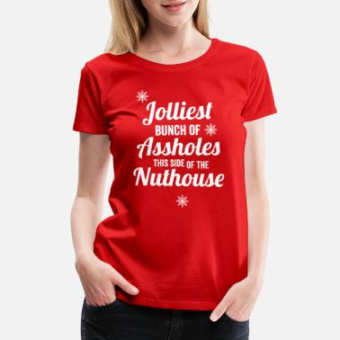Bunch Jolliest Bunch - Women's Premium T-Shirt