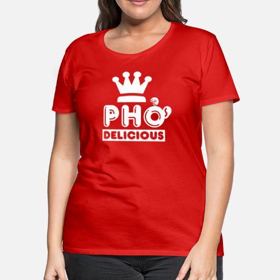 Mens Pho King Delicious Tshirt Funny Vietnamese Noodles Tee