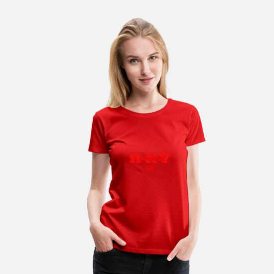 Happy New Year T-Shirts - happy new year - Women's Premium T-Shirt red