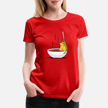 Grilled Grilled Cheese Bath - Women's Premium T-Shirt