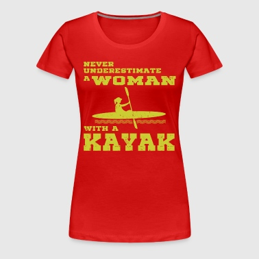 KAYAK89598.png - Women's Premium T-Shirt