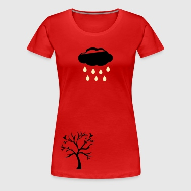 Rainy day - Women's Premium T-Shirt