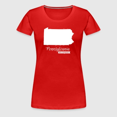 Pennsylvania - Women's Premium T-Shirt