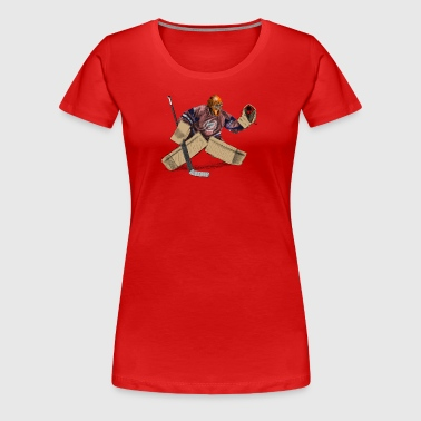 goalkeeper - Women's Premium T-Shirt