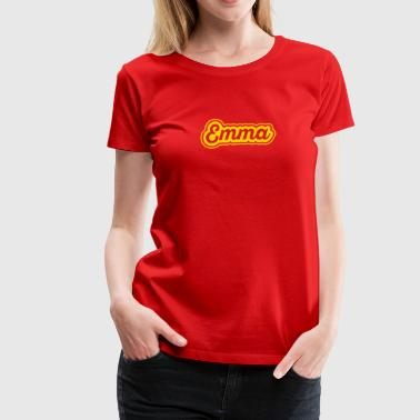 Name Emma - Women's Premium T-Shirt