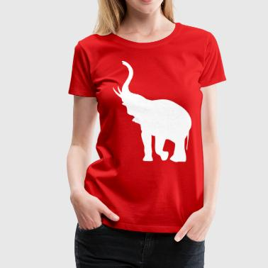 Trunks Up! - Women's Premium T-Shirt