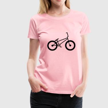 bike BMX - Women's Premium T-Shirt