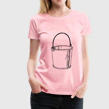 Bucket - Women's Premium T-Shirt