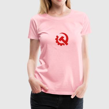 Communist Party - Women's Premium T-Shirt