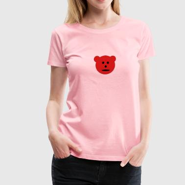 Red Bear - Women's Premium T-Shirt