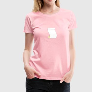 Scroll - Women's Premium T-Shirt