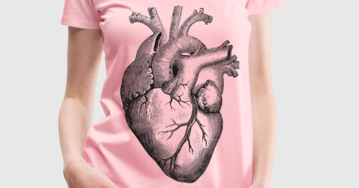 Anatomical Heart by Martmel-US | Spreadshirt