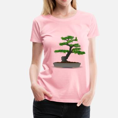 Bonsai Bonsai - Women's Premium T-Shirt