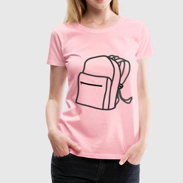 backpack - Women's Premium T-Shirt
