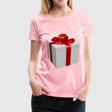 Gift box - Women's Premium T-Shirt