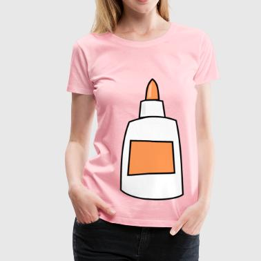 Glue - Women's Premium T-Shirt