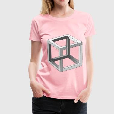 MC Escher - Women's Premium T-Shirt