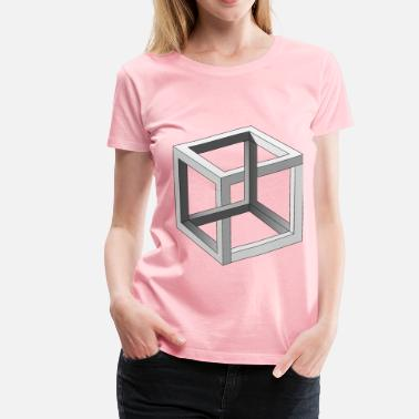 Mc Escher MC Escher - Women's Premium T-Shirt