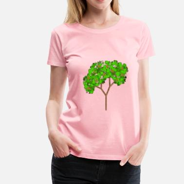 Pear Trees Pear Tree - Women's Premium T-Shirt