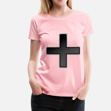 Plus Sign new_plus - Women's Premium T-Shirt